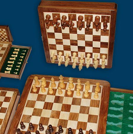 Magnetni šahovi