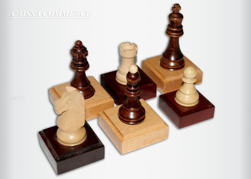 Šah figura mini pehar
