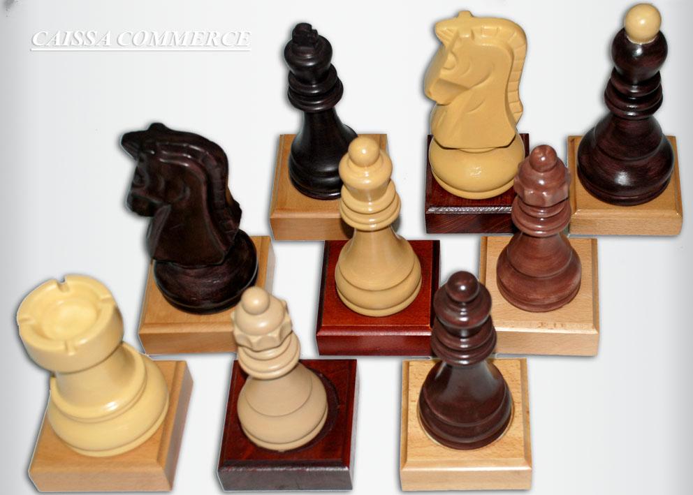 Šah figure pehar